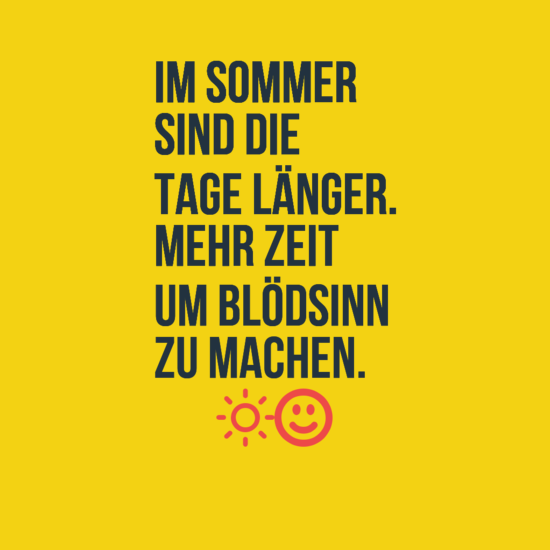 Sommersprüche   ZitateLebenAlle