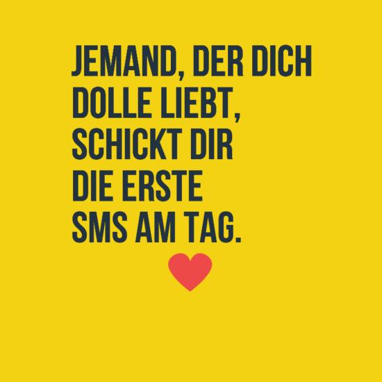Liebeserklärung - SMS