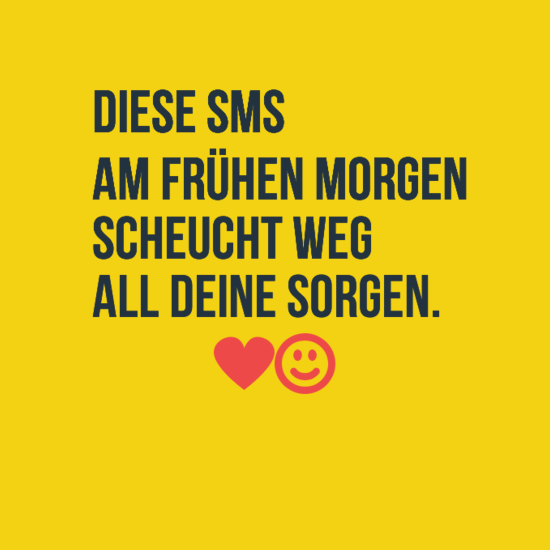 Guten Morgen SMS Sprüche